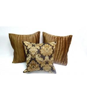 Комплект декоративных подушек из 3-х штук