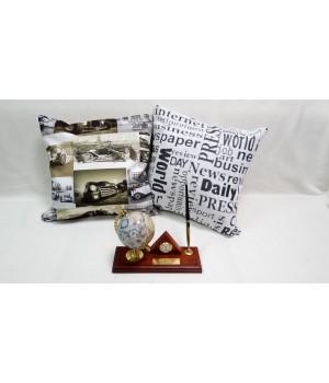 Комплект декоративных подушек з 2-х штук